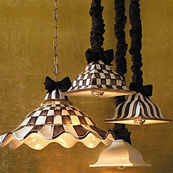 MacKenzie Childs Lighting at Chintz & Company