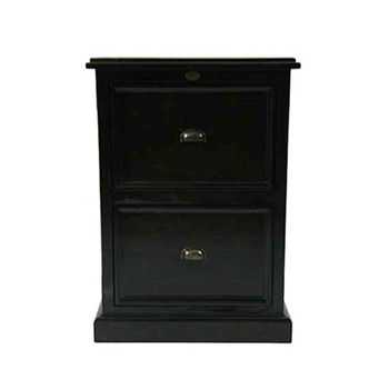 Lauren 2 Drawer File Cabinet