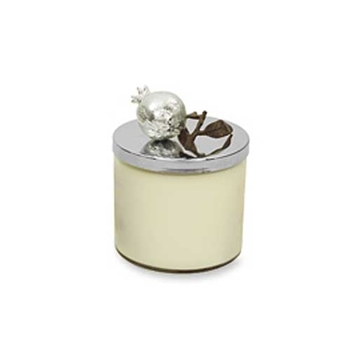 MCA Lidded Pomegranate Candle