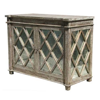 Harlequin Tuscan Chest
