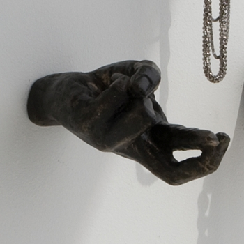 Hope Bronze Hook