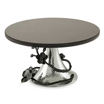 Black Orchid Stainless Steel Stand