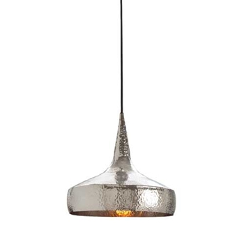 Hayden Nickel Pendant Lamp