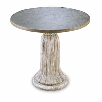 Tassle Mirror Top Table