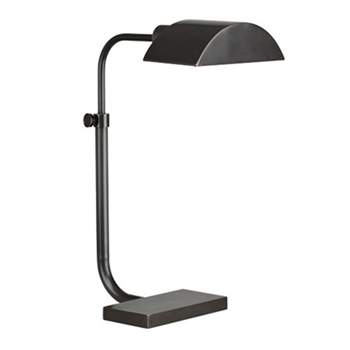 Koleman Task Bronze Table Lamp