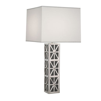 Directoire Pewter Table Lamp