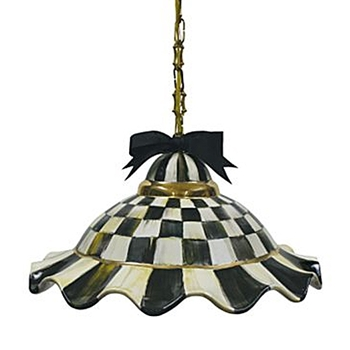 Courtly Flute Pendant Lamp