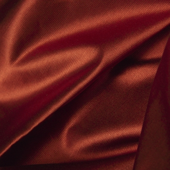 Rust Solid Lounge Satin