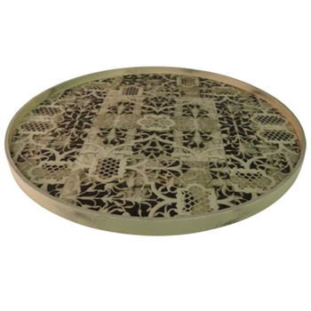 Damascus Lazy Susan