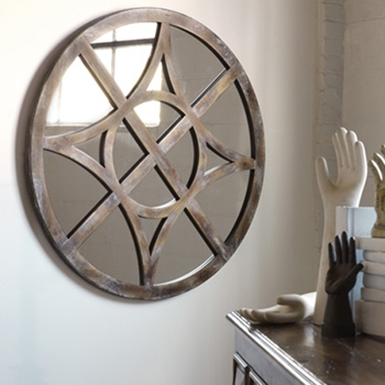 Rafferty Round Mirror