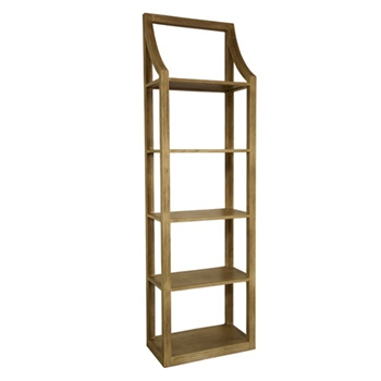 Chadwick Natural Bookcase