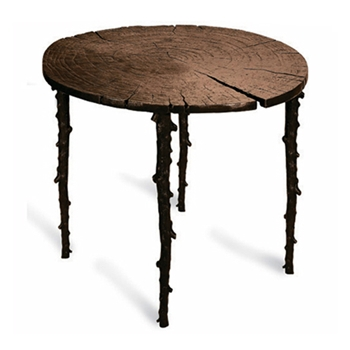 Enchanted Bronze Table
