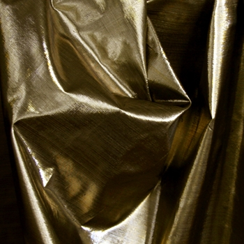 Bronze Silk Lurex Solid