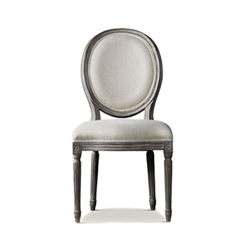 Medallion Chair 22W/24D/40H