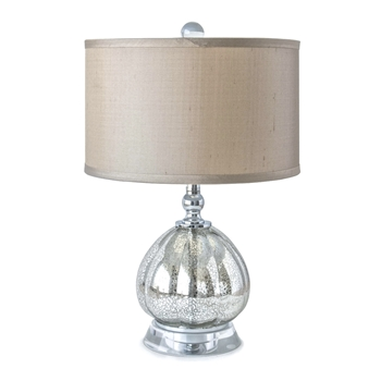 Clove Mercury Table Lamp