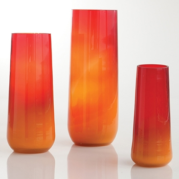 Ombre Tall Vase