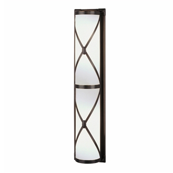 Chase Bronze Sconce 24in