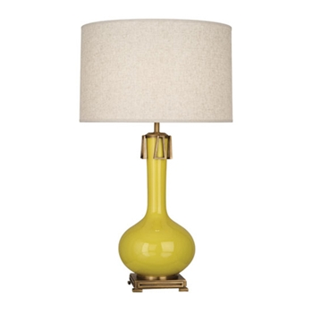 Citron Table Lamp