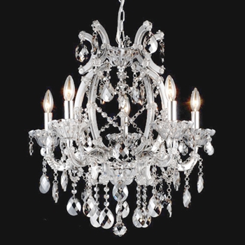 Crystal Clear Chandelier