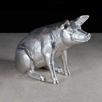 Life Size Pig
