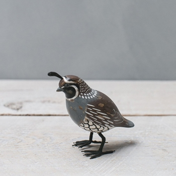 Quail Mini 4in