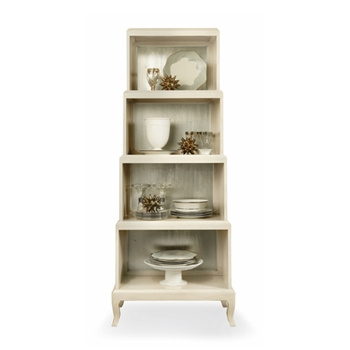 Salon Bookcase 29W/17D/71H