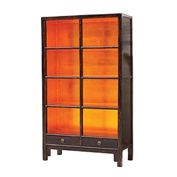 Zhang Bookcase 40W/17D/82H