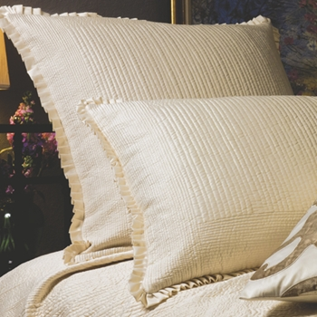 Battersea Ivory Cushion