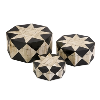 Star Octagon Boxes