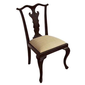Chipendale Chair 23W/23D/38H
