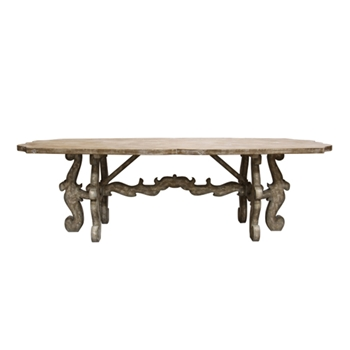 Scroll Table 96W/40D/30H