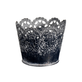 Lace Planter 4in