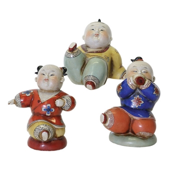 Chinese Playful Figures