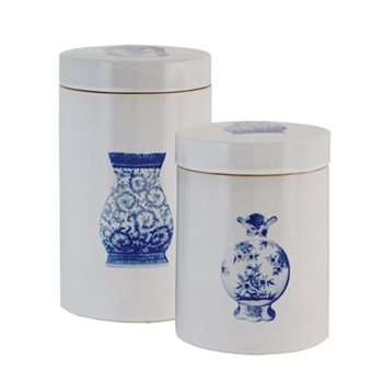 Chinoise Canister