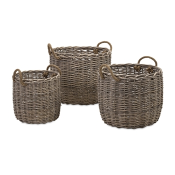 Mellie Baskets/Set of 3