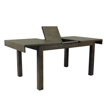Postrail Table Driftwood Ext 55-71W/35D/31H
