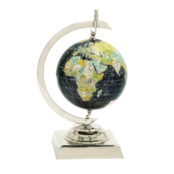 World Globe 13in