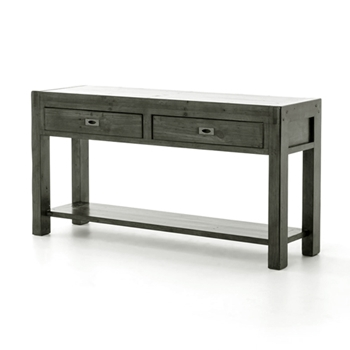 Postrail Console Grey 57W/16D/37H