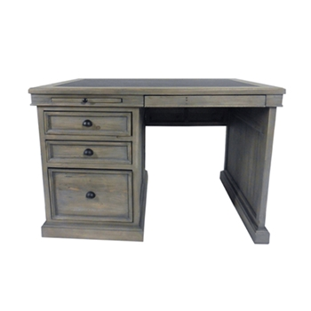 Lauren Desk Grey 50W/31D/32H