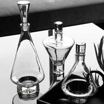 Fat Bottom Decanter 15in