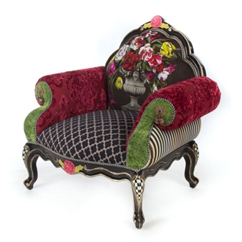Botanica Chair 46W/33D/42H