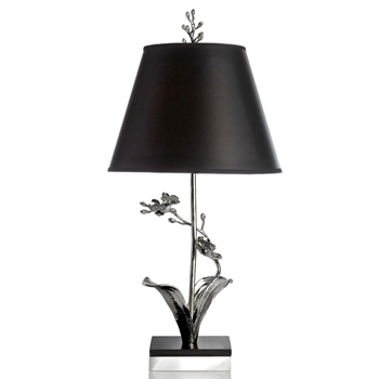 White Orchid Lamp