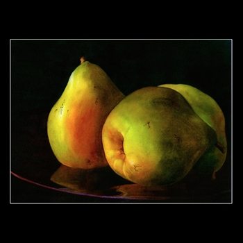 24W/18H Three Pears Terri Hill