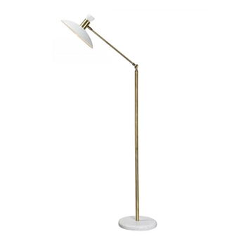 Troilus Floor Lamp 26W/55-72H