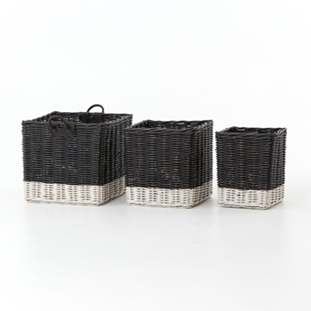 Hamper Basket/ Set of 3