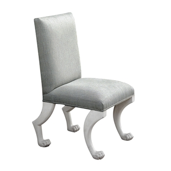 Chair Ajax Silvermoon 20W/24.5D/37H