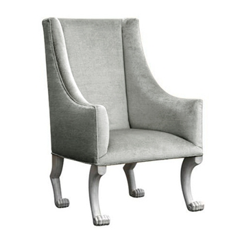 Chair Ajax Silvermoon 24.5W/26D/37H