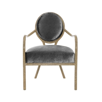 Olivia Chair 25W/29D/32H Graphite