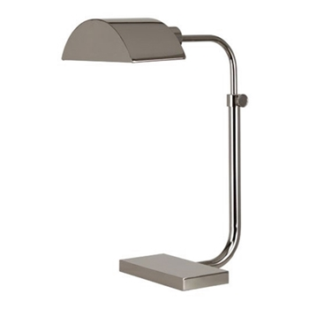 Koleman Lamp Polished Nickel