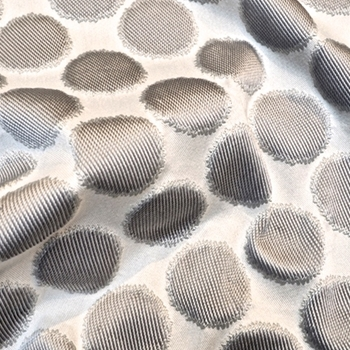 26. Silver Jacquard Well Rounded